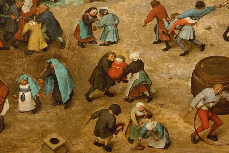Adulti e bambini nel Medioevo [gio 22 feb]