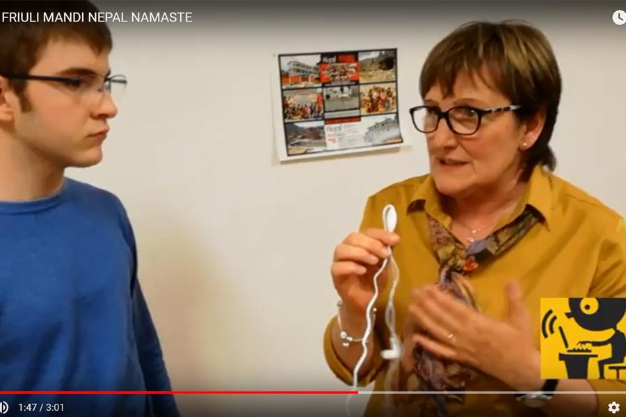 Friuli Mandi Nepal Namasté. Reportage [lun 28 mag]
